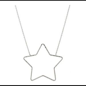 Star Pendant Necklace